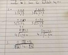 Joshua turner yr7 maths