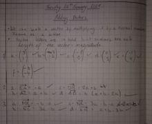 Khadija Bouteldja Yr10 Maths 1