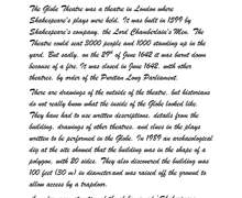 Yr7 Grace Robson English Page 1