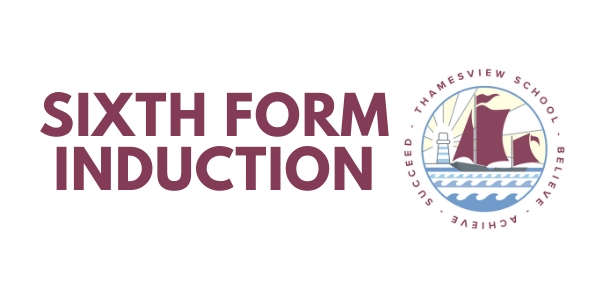 Sixth Form induction week 28th June – 2nd July